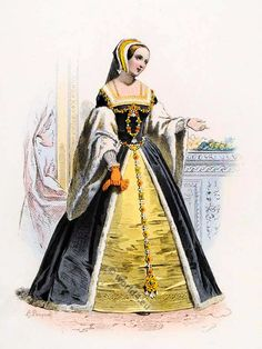 Queen Claude of France was married to King Francois I. Her father was King Louis XII and her mother was Queen Anne of Brittany. Claude died at the age of 24 in 1524.