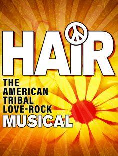 Hair - The American Tribal Love-Rock Musical 2018 - Tickets unter www.semmel.de