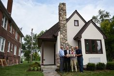 Ford to help fund construction of $1.5 million tiny home neighborhood in Detroit #Ford #cars #car #FordGT #focus #fiesta #auto #F150
