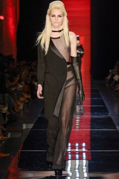 Jean Paul Gaultier Fall 2012-13 Couture Show