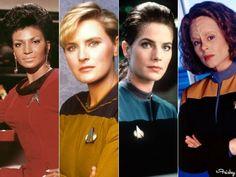 10 Feminist Lessons We Learned From The Women Of Star Trek