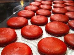 Recette Macarons - Inratable! Churros, Scones, Sweet Recipes, Cake Recipes, Thermomix Desserts, Biscuit Cookies, Pastry Cake, Sweet Cakes, No Bake Cake