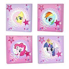 My Little Pony Canvas Wall Art (4-Piece) Hasbro https://www.amazon.com/dp/B00LK0NAHO/ref=cm_sw_r_pi_dp_x_xM4XxbV20NTX6