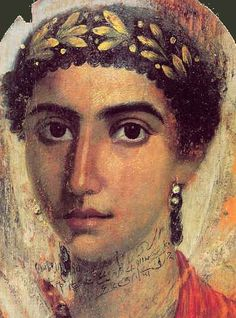 senza dedica: I ritratti del Fayum: i volti dell'anima
