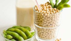 De consumptie van sojamelk is de laatste jaren sterk toegenomen, omdat het in tegenstelling tot koemelk geen lactose bevat en een goede plan...