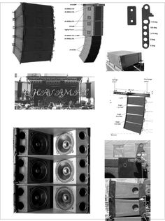 Speaker Plans, Speaker System, Speaker Amplifier, Speakers, Subwoofer Box Design, Stage Lighting, Loudspeaker, Technology, Tvs
