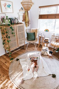 The 10 Baby Nursery Trends for 2019 you need to know, Baby Room Room boho