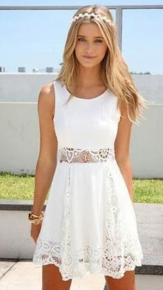 What a sweet short dress! Be the first to like and share it! Dolce2Dolce Wedding www.dolce2dolce.com