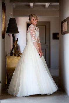 Dress love: Sassi Holford.