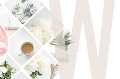 Floral Stock Photo Bundle by TwigyPosts on @creativemarket
