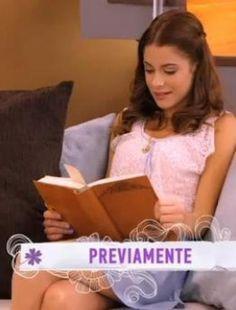 Diario de Violetta en cuero piel de res.