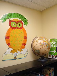 Owl Classroom Decorations | ... past projects and easy ideas that can be implemented in the classroom