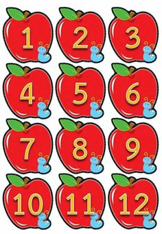 Classroom Labels- Owl *Back To School September Preschool, Fall Preschool, Numbers Preschool, Learning Numbers, Phonics Flashcards, Classroom Labels, Math For Kids, Kids Education, Conflict Resolution