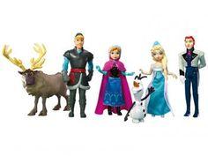 Disney Frozen 6 Amigos Mini - Mattel