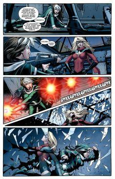 Rogue vs Moonstone