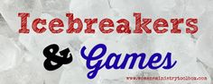 Icebreakers & Games - Master list of all the icebreakers and games at Women's Ministry Toolbox. Help your ladies get connected!