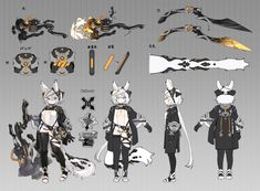 Character Design Animation, Female Character Design, Character Design References, Character Design Inspiration, Character Concept, Character Art, Game Concept Art, Weapon Concept Art, Anime Poses Reference