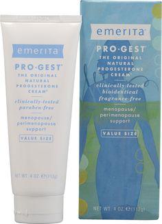 Emerita Pro-Gest® Cream... Miracle cream....