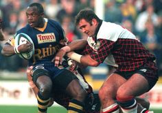 Leeds Rhinos nostalgia: Leeds Rhinos' Paul Sterling gives Saints' Chris Joynt the run around. Of the club's various league meetings since Super League began in 1996, one of the most fondly remembered by Leeds fans was at Headingley on April 11, 1997.