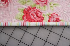 Binding a quilt is the final step in completing it. We'll take you through the steps of putting the binding on your quilt.