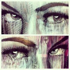By Street Artist Rone