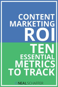Content marketing ROI is a method for establishing how much revenue you generated from your content marketing efforts. It's measured as a percentage. Inbound Marketing, Online Marketing Strategies, Influencer Marketing, Content Marketing, Social Media Marketing, Social Business, Business Marketing, Business Tips, Online Business