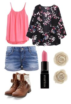 """""""First Day of School Outfit"""" by allicat324 ❤ liked on Polyvore"""