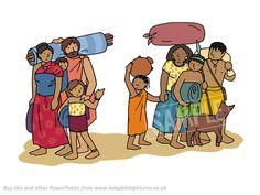 Separate people groups