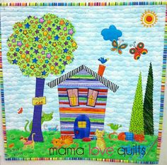 Mama Love Quilts: W.i.P. Wednesday: New Quilt in Progress