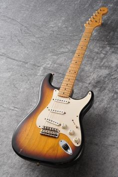 Fender Custom Shop Time Machine 1954 Stratocaster Relic