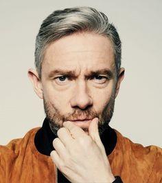 "martin-modman: ""Cause of death "" Martin Freeman, Mr Martin, Benedict And Martin, Sherlock Bbc, Benedict Cumberbatch, Like A Sir, Mrs Hudson, Ralph Fiennes, John Watson"