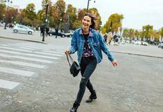 O melhor streetsyle e looks na semana de moda de Paris