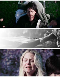 One of the most heart wrenching scenes. She didn't want to let go.