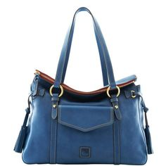 I am in love with the Florentine Smith collection this year...and blue and green bags.