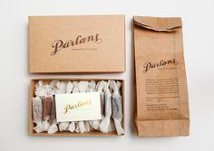 Swedish chocolate & toffee shop Pärlans