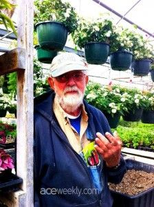 Russell Madison - horticulturalist and owner of LFL member Proper Plants - teaches Saturday Plant Classes. You can also find Proper Plants at the Lexington Farmers' Market.