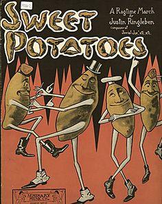 Sweet.  Potatoes