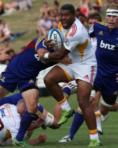 Chiefs team announced to play Highlanders in opening round