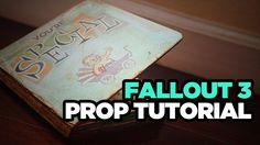 You're Special: Fallout 3 Prop Book Tutorial