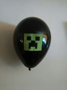 Minecraft Globo creeper2
