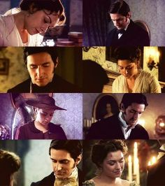 North & South directed by Brian Percival (TV, Mini-Series, BBC, 2004) #elizabethgaskell #fanart
