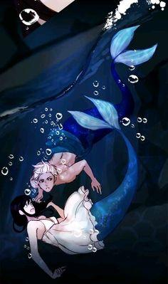 Plot twist haha ^^ ♡ Siren's Lament