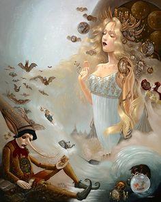 Wish Upon a Star by Mia Araujo - design and delight tumblr