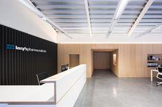 Gallery of Lozy's Pharmaceuticals Factory / GVG Estudio + Vaillo-Irigaray - 13