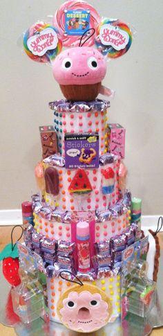 Kidrobot Yummy Dessert! Yummy Dessert Keychain! Yummy Dessert Plush! Yummy Party!