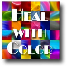 You can experiment with using color healing to vitalize and magnetize the body with color. This involves direct action on the subtle etheric body or aura that interlaces the physical body. On this page you will find a few ideas on how to heal with color.