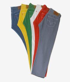 Pantalón color caballero