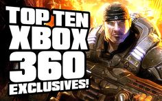 awesome Best Ten Xbox 360 Console Exclusives  - TenFTW