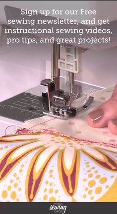 Free Sewing Tutorials Learn from sewing experts - experienced pros share tips Sewing Lessons, Sewing Class, Sewing Basics, Sewing Projects For Beginners, Sewing Tutorials, Sewing Hacks, Sewing Tools, Sewing Stitches, Sewing Patterns