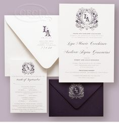 Luxury Wedding Invitations by Ceci New York - Our Muse - Vineyard Wedding in northern California - Be inspired by Lyn & Andrew's vineyard we...
